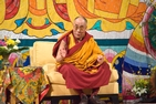 The Dalai Lama is among the human rights figures to have spoken at American University.