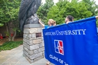First-year students at American University are flocking to living-learning programs.