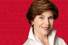 Former First Lady Laura Bush will speak at AU.