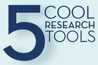 5 Cool Research Tools