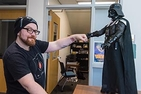SOC Assistant Professor Kyle Brannon talks Star Wars just before the original film's 40th anniversary.