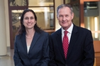 Gen. David W. Barno and Dr. Nora Bensahel join American University School of International Service.