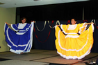 Performance during Latino Heritage Month 2005
