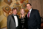 Igor Butman with Susan Carmel Lehrman and Anton Fedyashin
