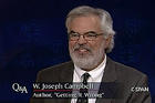 Professor Joe Campbell discusses media myths on C-SPAN's Q&A.