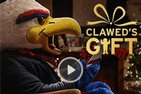 2014 AU Holiday Video, featuring Clawed Z. Eagle