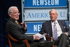 Brokaw and Clooney 'Remember JFK'