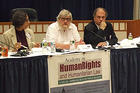 Photo: WCL panel on human rights, May 31, 2012