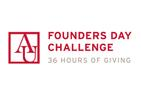 AU FOUNDERS DAY CHALLENGE 36 hours of giving