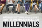 Kogod School of Business Greater Washington Index 2016 Millennials
