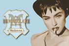 CD Cover from Madonna's The Immaculate Collection.