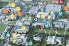 AU Campus Sustainability Map