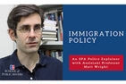 Tile: Matt Wright Immigration Policy Explainer