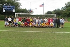 Photo of Alumni Soccer Game 2014
