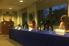 The Women in the Entertainment Industry Panel.