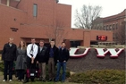 SIS students participated in the National Conference for Undergraduate Research at the University of Wisconsin - La Crosse in 2013.