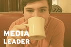 SOC Student Media Leader Sean Meehan