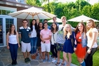 Class of 2019 at Summer Send-Off for L.A.