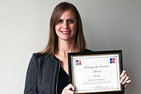 SPA Professor Receives Award for Teaching with Research