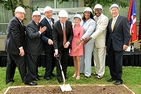 AUWCL Groundbreaking Ceremony