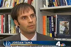 Jordan Tama, Assistant Professor of International Service