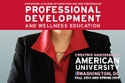 2014 Professional Development and Wellness Education
