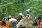 Archaeology Field School Featured on UNC-TV