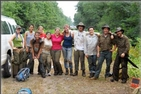 Great Dismal Swamp Field School; photo by Cyndi Goode