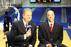 Photo: Steve Buckhantz and Phil Chenier