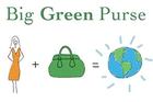 Big Green Purse Logo