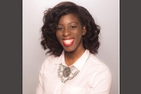Brianna Williams, president and founder of the American University Association of Black Journalists.