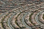 Large collection of suburban houses