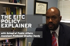 The EITC Policy Explainer with SPA Assistant Professor Bradley Hardy