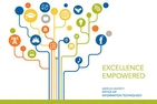 Excellence Empowered:  Office of Information Technology Year in Review:  2012-2013 Cover