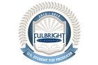 Fulbright award logo