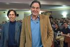Peter Kuznick with Oliver Stone