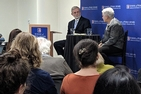 Former EPA Director Gina McCarthy Visits the School of Public Affairs