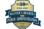 Top 50 Online Master's Degrees in Public Administration