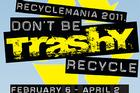 Logo for Recyclemania contest
