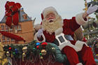 Photo of Santa Claus.