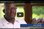 Jack Bisase describes his student experience at SIS.