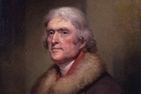 Thomas Jefferson, courtesy of Smithsonian Institute