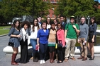 PPL Scholars Visited the DC Superior Court in September.