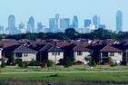 Photo by Andreas Praefcke, http://en.wikipedia.org/wiki/File:Dallas_skyline_and_suburbs.jpg