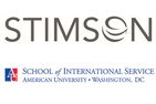 SIS and Stimson Center Logos