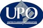 United Planning Organization logo