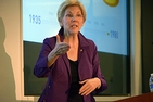 Elizabeth Warren Speech to AU Students
