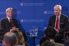Michael Oren, David Gregory