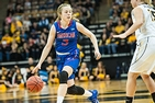 Jen Dumiak plays in NCAA Tournament