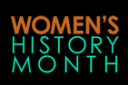 Womens History Month Title
